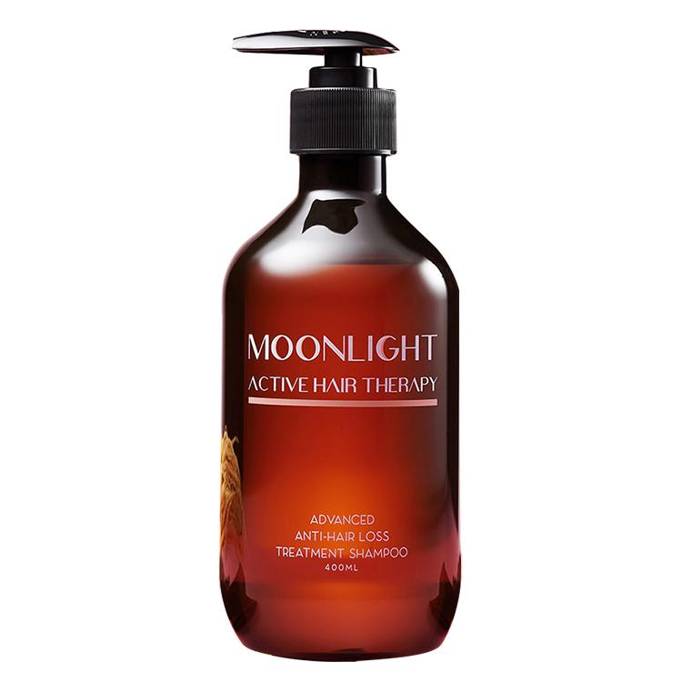 Moonlight Active Hair Therapy แชมพูช่วยป้องกันผมขาดหลุดร่วง 400 g. เกาหลี W. 460 รหัส H205