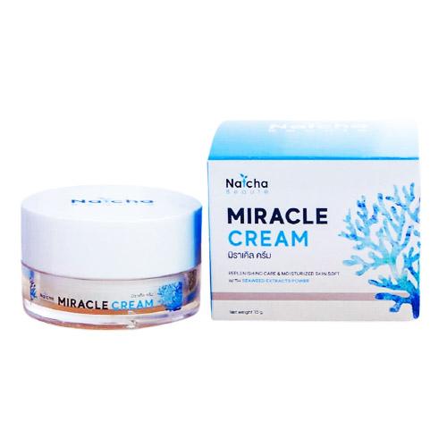 Natcha Miracle cream  ณัชชามิราเคิลครีม W.70 รหัส TM1083