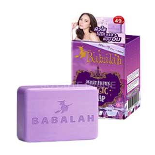 สบู่บาบาร่า Babalah Soap W.110 รหัส.SP218