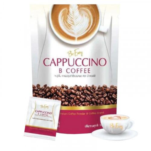 CP110 : CAPPUCCINO B COFFEE by Be Easy Brand กาแฟ บีอีซี่ บี คอฟฟี่