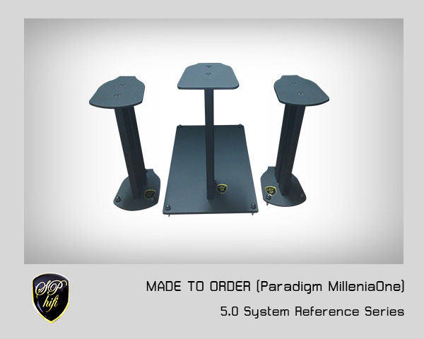 Paradigm MilleniaOne 5.0 System Reference Series