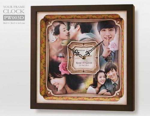 นาฬิกากรอบรูป PW003D