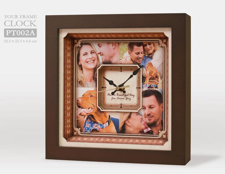 กรอบรูปนาฬิกา PT002A