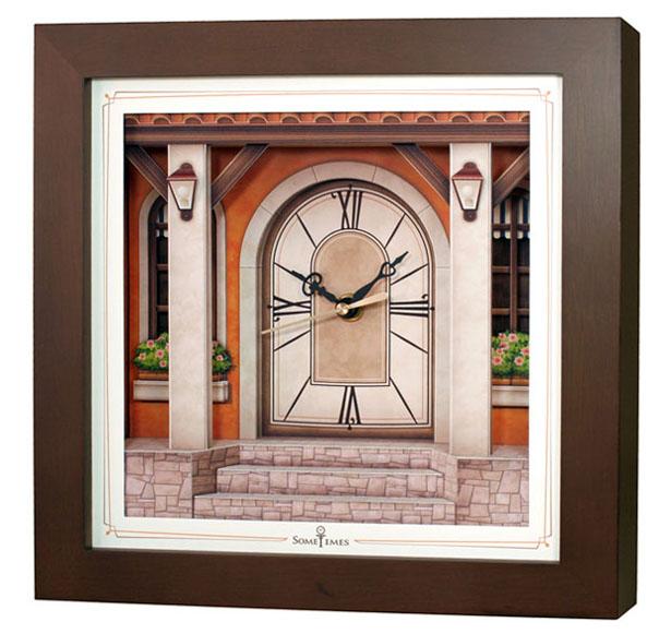 นาฬิการูปภาพ 3 มิติ MT001B