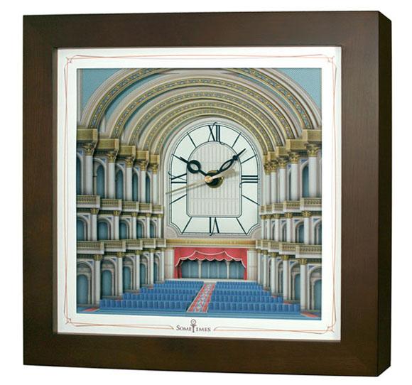 นาฬิการูปภาพ 3 มิติ MT003B