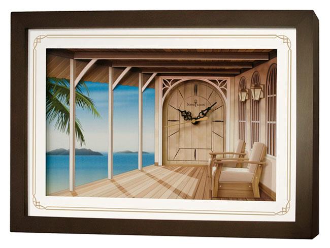 นาฬิการูปภาพ 3 มิติ SW003A