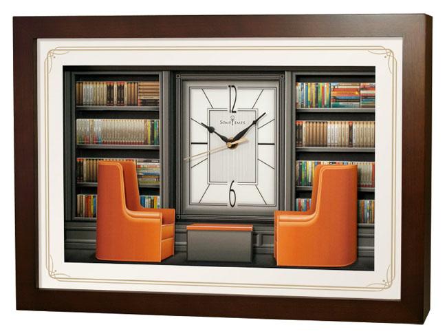 นาฬิการูปภาพ 3 มิติ SW004B