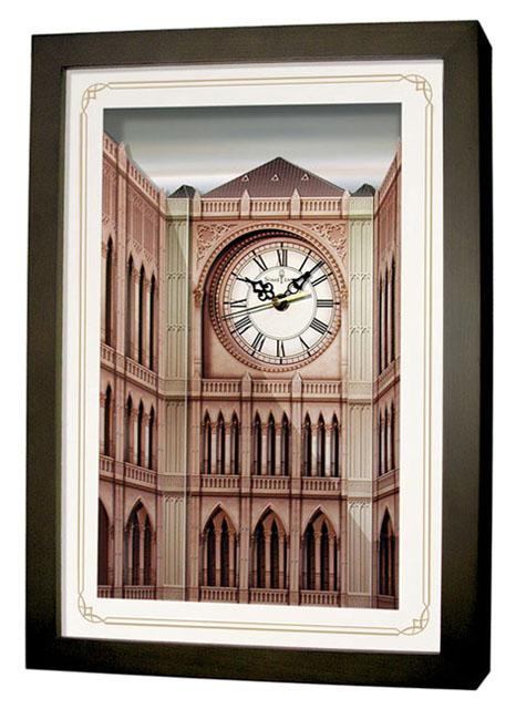 นาฬิการูปภาพ 3 มิติ SW005A