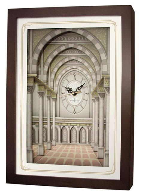 นาฬิการูปภาพ 3 มิติ SW010B
