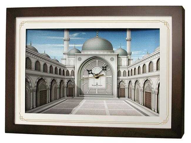 นาฬิการูปภาพ 3 มิติ SW011A