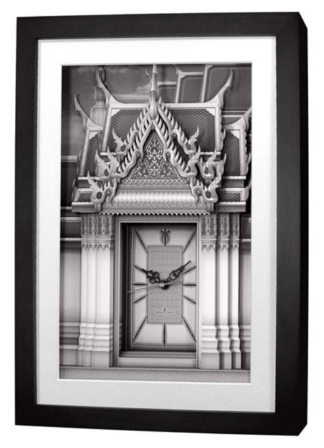 นาฬิการูปภาพ 3 มิติ SW014B