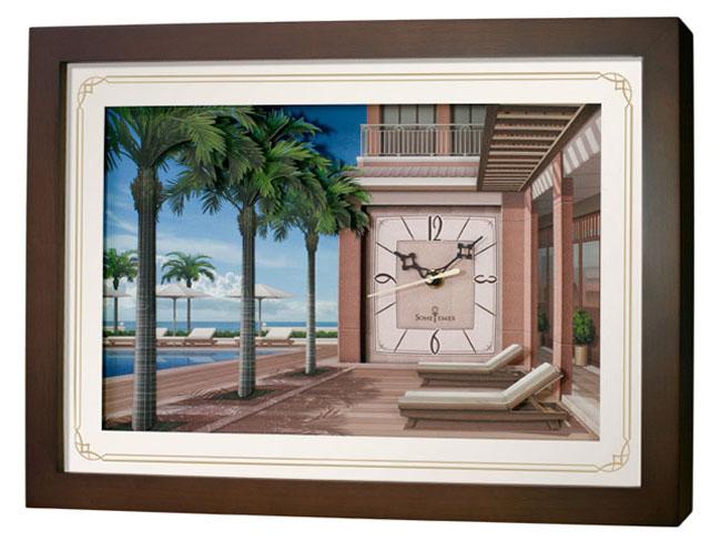 นาฬิการูปภาพ 3 มิติ SW015A
