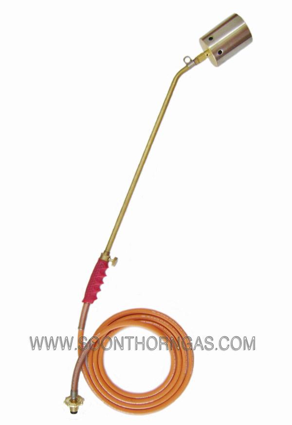 ชุดหัวเผาแก๊ส MODEL. 5HT-300HO ขนาด 3 นิ้ว(ท่อยาว 50 ซม)
