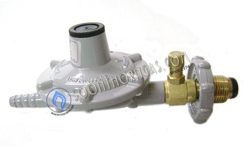 หัวปรับแก๊สแรงดันต่ำ ระบบเซฟตี้ LUCKY FLAME รุ่น LS-325S (Safety)