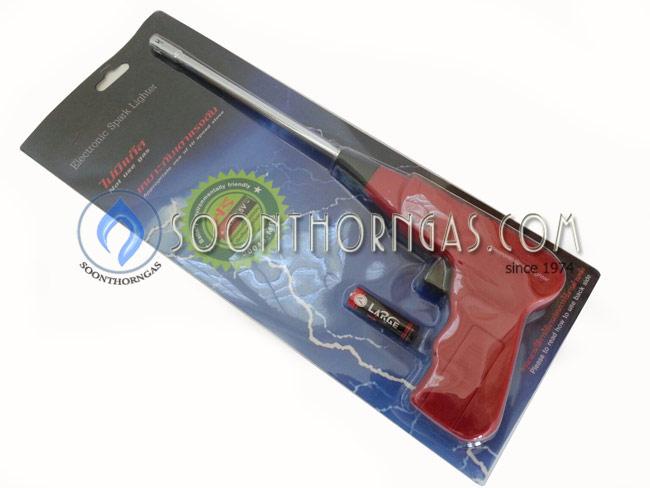 ปืนจุดแก๊สไฟรัว Model. FR-201 (Electronic Spark Lighter)