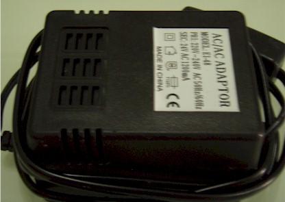 หม้อแปลง สำหรับวาล์วไฟฟ้า แบบมีปลั๊กในตัว