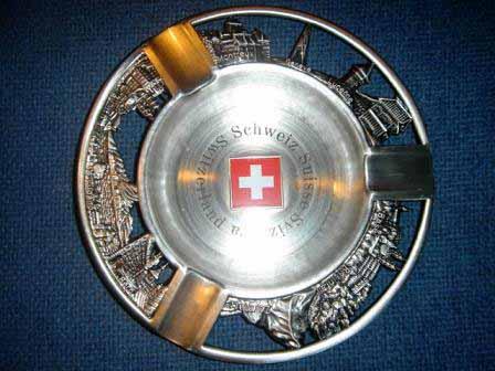 ที่เขี่ยบุหรี่ (Ashtray Switzerland)