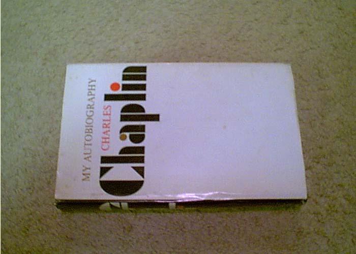 รายเซ็น CHARLIE CHAPLIN : Book MY AUTOBIOGRAPHY 1964 Book Signed Autograph Photos 3
