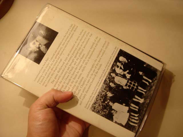 รายเซ็น CHARLIE CHAPLIN : Book MY AUTOBIOGRAPHY 1964 Book Signed Autograph Photos 8
