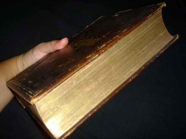 หนังสือเก่า เช็กสเปียร์ อายุเก่ากว่า 137 ปี [ SHAKESPEARE Antique Book 1871 ] 1