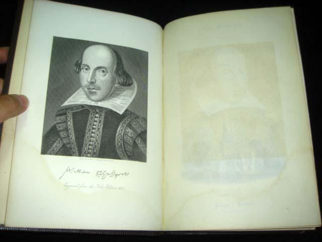 หนังสือเก่า เช็กสเปียร์ อายุเก่ากว่า 137 ปี [ SHAKESPEARE Antique Book 1871 ] 5