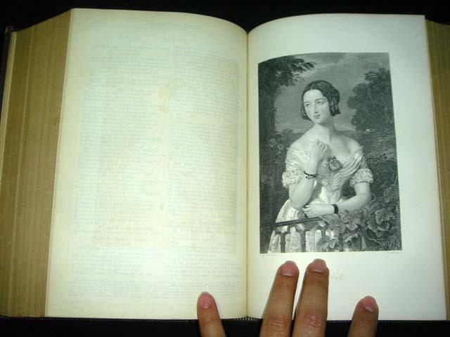 หนังสือเก่า เช็กสเปียร์ อายุเก่ากว่า 137 ปี [ SHAKESPEARE Antique Book 1871 ] 9