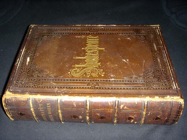 หนังสือเก่า เช็กสเปียร์ อายุเก่ากว่า 137 ปี [ SHAKESPEARE Antique Book 1871 ] 13