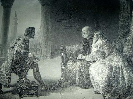 หนังสือเก่า เช็กสเปียร์ อายุเก่ากว่า 137 ปี [ SHAKESPEARE Antique Book 1871 ] 10