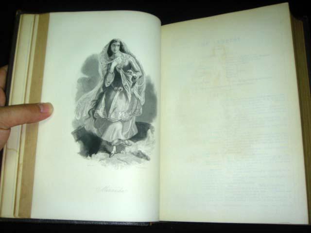 หนังสือเก่า เช็กสเปียร์ อายุเก่ากว่า 137 ปี [ SHAKESPEARE Antique Book 1871 ] 7
