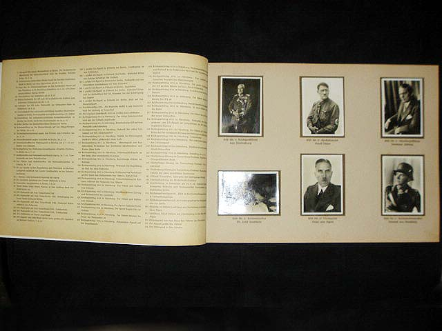 อัลบั้มรูปสมัยนาซี (Card Photos Nazi Germany) 3