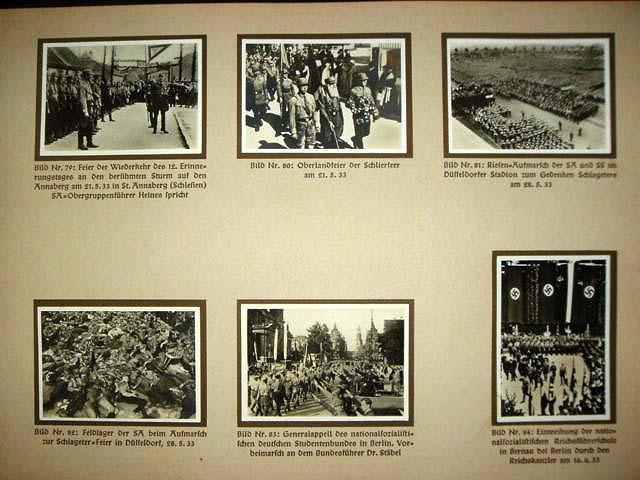 อัลบั้มรูปสมัยนาซี (Card Photos Nazi Germany) 5