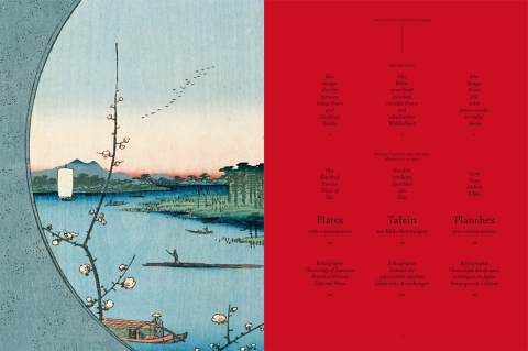 Hiroshige, 100 Views of Edo (limited Edition Books) 3
