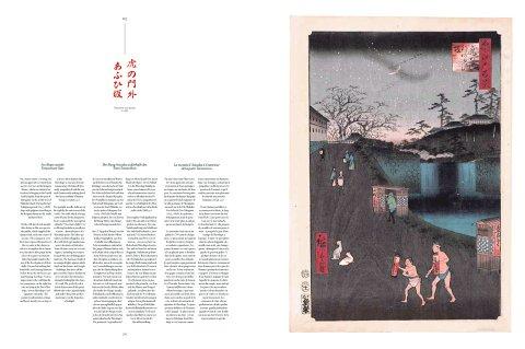Hiroshige, 100 Views of Edo (limited Edition Books) 5