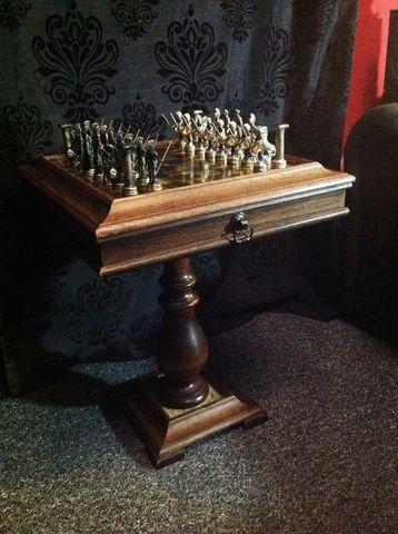 Chess Set หมากรุก ยุคสมัยจักรวรรดิโรมัน ชุด Pro Chess Set