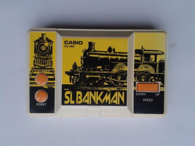เกมส์กดคาสิโอ SL BANKMAN CG-360