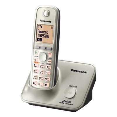 เครื่องโทรศัพท์ไร้สาย Panasonic รุ่น KX-G3711BX