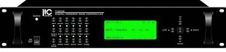 เครื่องตั้งเวลาเสียงออดโรงงาน ITC T-6232