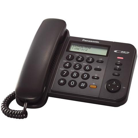 เครื่องโทรศัพท์แบบธรรมดา Panasonic รุ่น KX-TS580MX