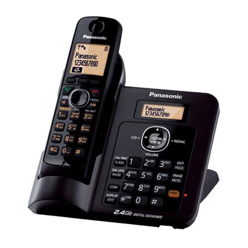 เครื่องโทรศัพท์ไร้สาย Panasonic รุ่น KX-TG3811BX
