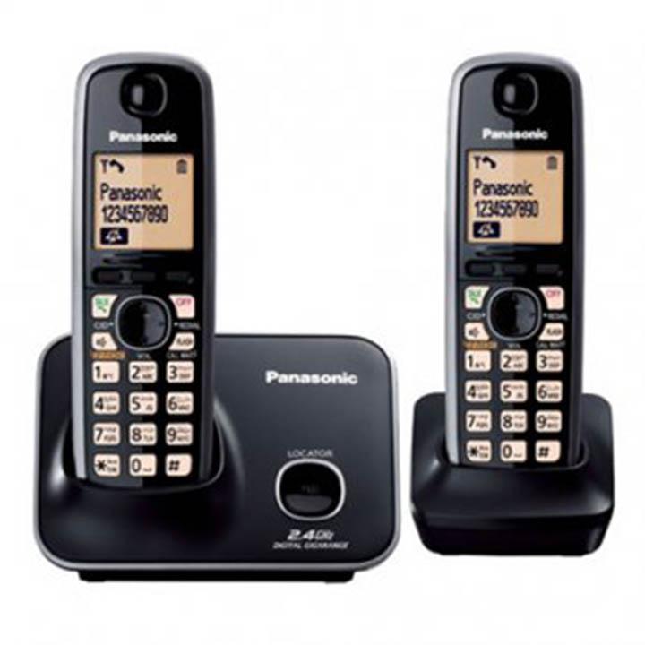 เครื่องโทรศัพท์ไร้สาย Panasonic รุ่น KX-TG3712BX