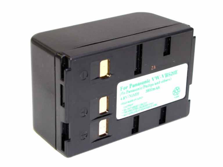 แบตเตอรี่ ยี่ห้อ Panasonic รหัสแบตเตอรี่ VBS-20E (Battery Camera)