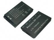 แบตเตอรี่ สำหรับกล้อง Kyocera รหัสแบตเตอรี่ 1100 ความจุ 1600mAh (Battery Camera)