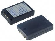 แบตเตอรี่ ยี่ห้อ Olympus รหัสแบตเตอรี่ LI-10B/12B ความจุ 1230mAh (Battery Camera)