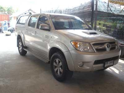 รับซื้อรถกระบะ VIGO มือสอง ปี 2004 - 2007 (รถบ้าน  รถเต้นท์ ฯลฯ) ให้ราคาที่คุณพอใจ