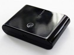 แบตเตอรี่สำรอง (ความจุ 10000 mAh) สำหรับ (PDA) สีดำ
