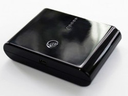 แบตเตอรี่สำรอง (ความจุ 10000 mAh) สำหรับ (iPod) สีดำ