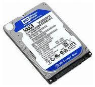 Harddisk Notebook 2.5 นิ้ว (มือ2) Port SATA ความจุ 750 GB (No Bad) รับประกัน 1 เดือน