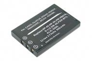 แบตเตอรี่สำหรับกล้อง Panasonic รหัสแบตเตอรี่ S301/302 ความจุ 1050mAh (Battery Camera)