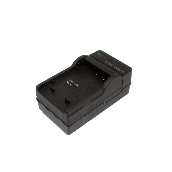 แท่นชาร์จแบตเตอรี่กล้อง Canon รหัส NB-7L ชาร์จไฟบ้าน+ฟรีสายชาร์จในรถยนต์ (Charger Battery)