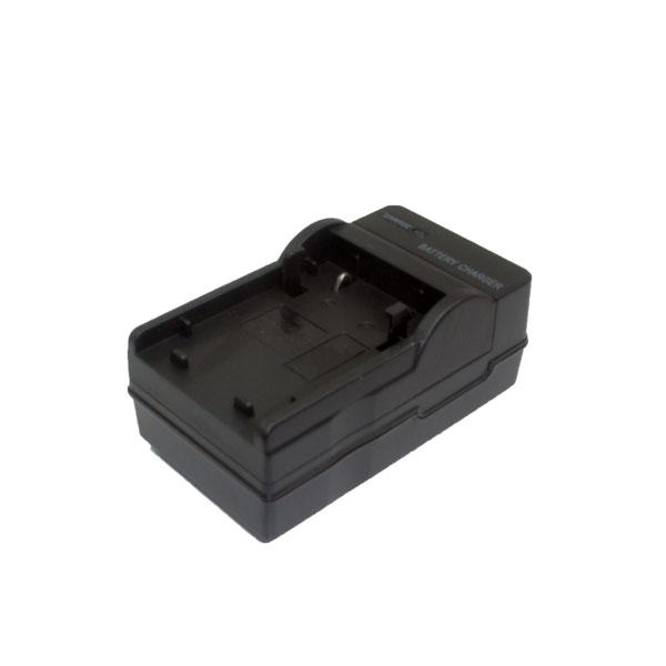 แท่นชาร์จแบตเตอรี่กล้อง KONICA รหัส DR-LB4 ชาร์จไฟบ้าน+ฟรีสายชาร์จในรถยนต์ (Charger Battery)